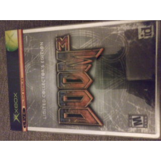 Doom 3 {Limited Collector's Edition}