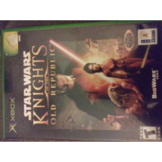 Star Wars Knights of the Old Republic (Xbox)