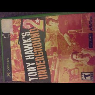 Tony Hawk Underground 2 (Xbox)