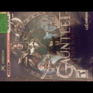 Gauntlet: Seven Sorrows (Xbox)