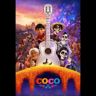 Coco (Movies Anywhere Code)