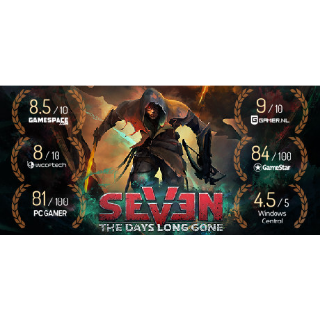 Seven: The Days Long Gone --INSTANT DELIVERY