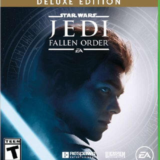 Star Wars : Jedi Fallen Order//Deluxe Edition// (Xbox One)