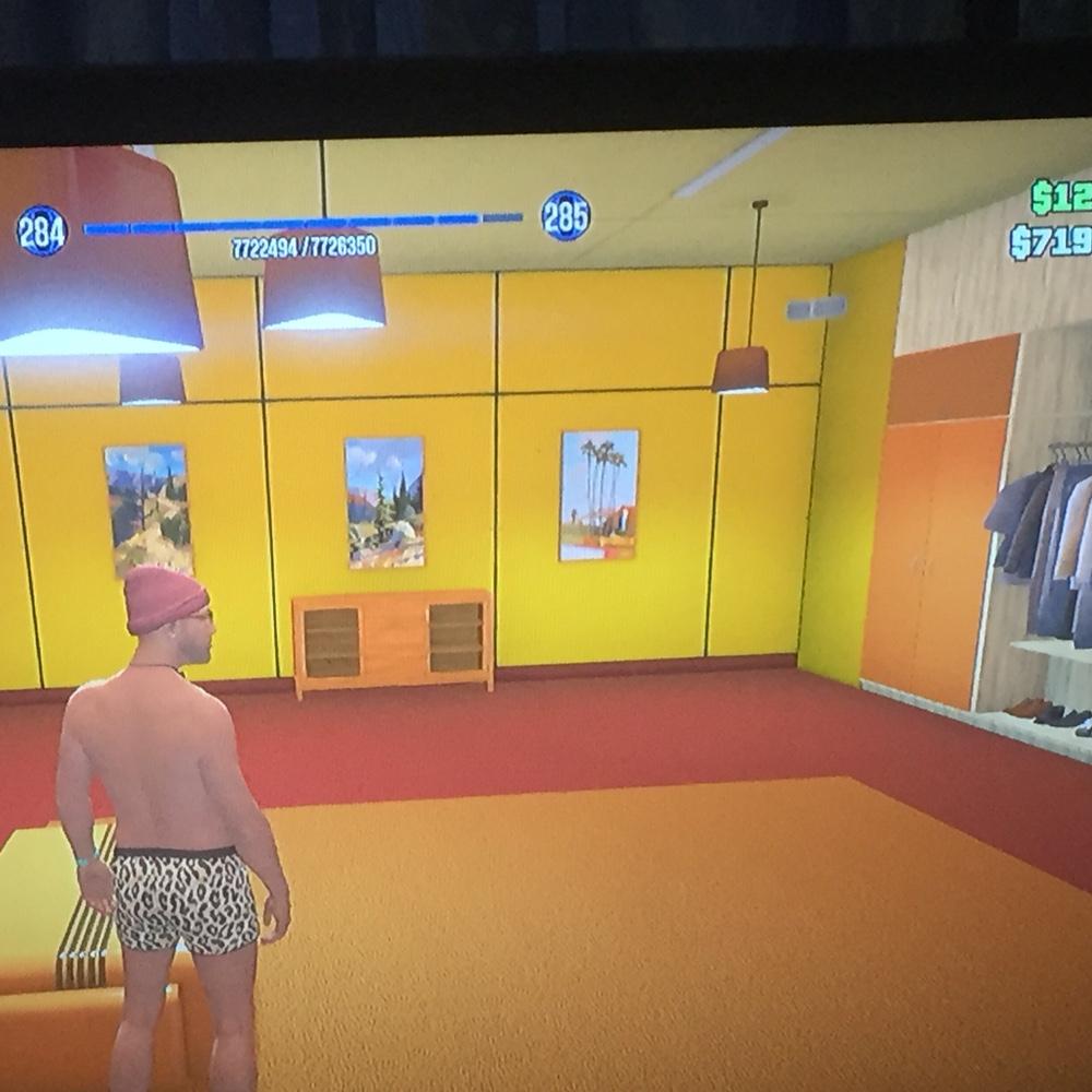 GTA 5 Modded Account(Read Desc) - PS4 Games - Gameflip