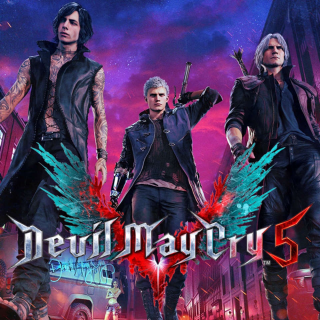 DEVIL MAY CRY 5 Standard Edition- Instant delivery