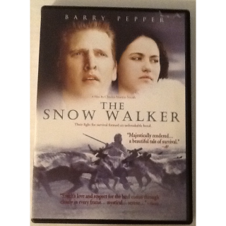 The Snow Walker DVD 2005 with Barry Pepper directed by Charles Martin Smith