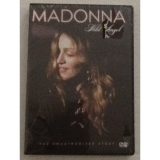 Madonna Wild Angel The Unauthorized Story 2007 DVD