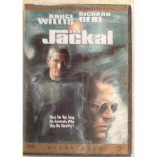 The Jackal Collectors Edition Widescreen 1998 New DVD