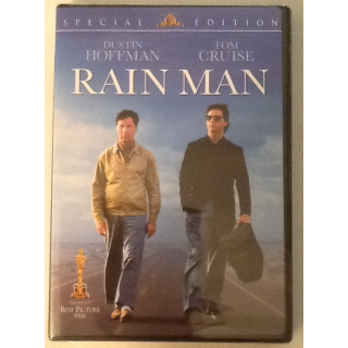 Rain Man Metro Goldmeyer Special Edition DVD 2006 with Dustin Hoffman and Tom Cruise