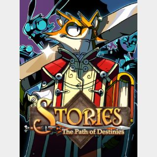 Stories: The Path of Destinies Instant Delivery