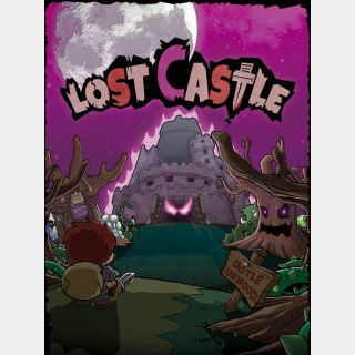 Lost Castle Instant Delivery