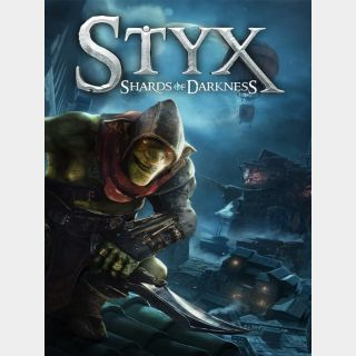 Styx: Shards of Darkness Instant Delivery
