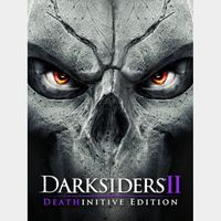 Darksiders II: Deathinitive Edition Instant Delivery