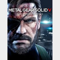 Metal Gear Solid V: Ground Zeroes Instant Delivery