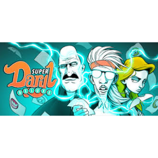 Super Daryl Deluxe - Steam Key | Instant Delivery