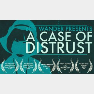 A CASE OF DISTRUST Steam Key Instant Delivery