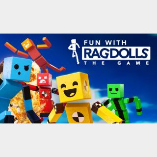 FUN WITH RAGDOLLS: THE GAME Steam Key Instant Delivery