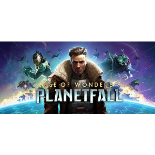 Age of Wonders: Planetfall - Deluxe Edition Steam Key Instant Delivery