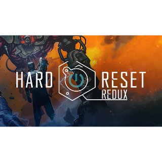 Hard Reset: Redux - Steam Key - Instant Delivery
