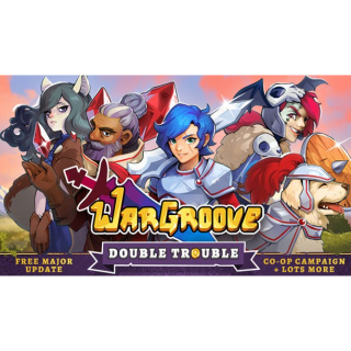 WARGROOVE|Steam Key|Instant Delivery