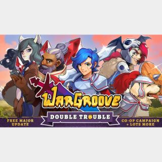 WARGROOVE Steam Key Instant Delivery