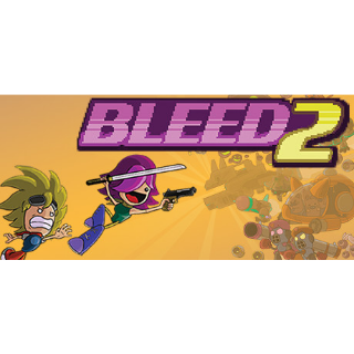 Bleed 2 - Steam Key - Instant Delivery