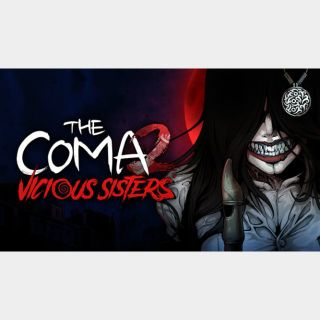 THE COMA 2: VICIOUS SISTERS Steam Key Instant Delivery