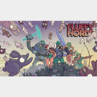 Fluffy Horde|Steam Key|Instant Delivery