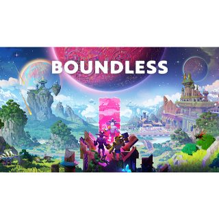 Boundless|Steam Key|Instant Delivery