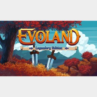 Evoland Steam Key Instant Delivery