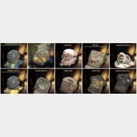 Apparel   (5) RARE COSTUME PACK 😱
