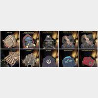 Apparel   (4) RARE COSTUME PACK 😱