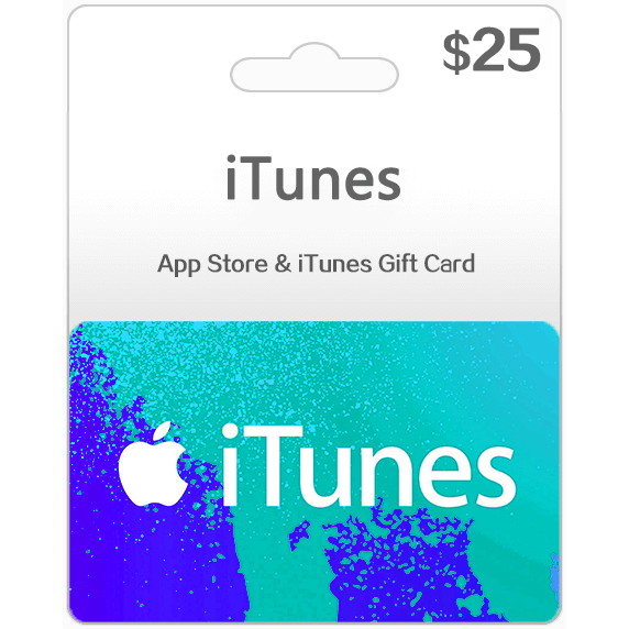 $25 00 iTunes Gift Card 25 USD (Instant Delivery) - iTunes Gift