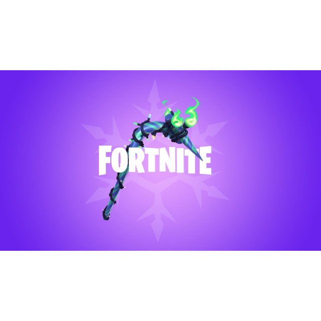 Code | FORTNITE MINTY PICKAXE