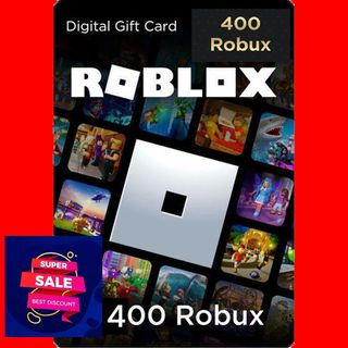 $5 Roblox 400 Roblox GLOBAL 100% TRUSTED FEEDBACK