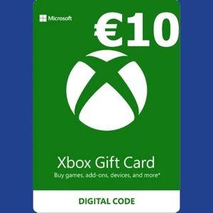 ✅CHEAPEST Microsoft Xbox Live €10 EURO Gift Card For Xbox X / Xbox One