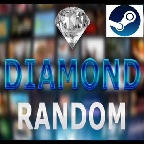 1x DIAMOND PREMIUM STEAM KEYS +$9 value