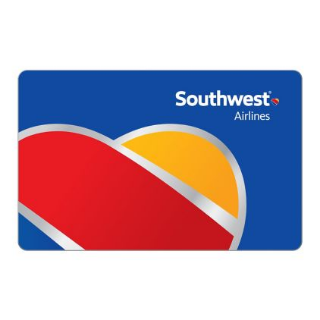$100.00 Southwest gift card