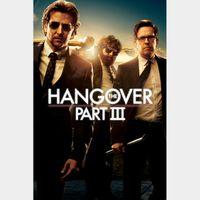 The Hangover Part III HD MoviesAnywhere Redeem