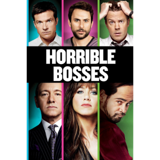Horrible Bosses - HD MoviesAnywhere
