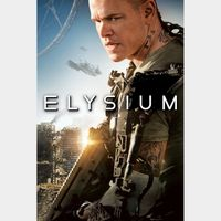 Elysium - HD (MoviesAnywhere Redeem)