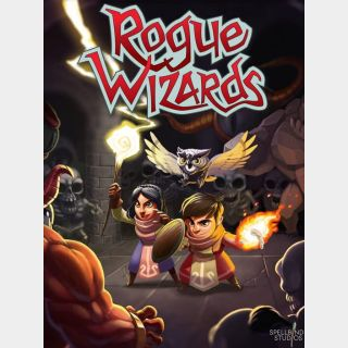 Rogue Wizards (Automatic Delivery)
