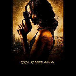 Colombiana HD MA Redeem