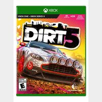 DIRT 5 (Xbox One) Xbox Live Key