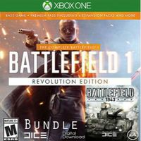 Battlefield 1 Revolution & Battlefield 1943 Bundle (Xbox One) Xbox Live Key GLOBAL