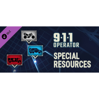 911 Operator - Special Resources DLC