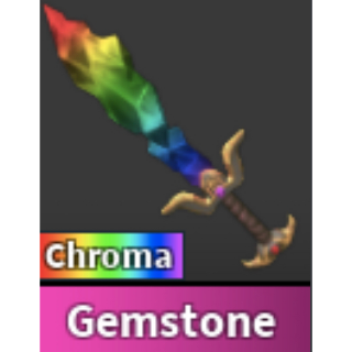 I will sell chroma gemstone