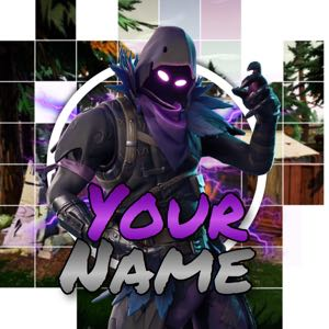 Fortnite custom logo! I
