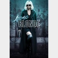 Atomic Blonde 4KUHD Digital Code – Movies Anywhere