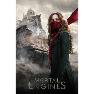 Mortal Engines UHD/4K Digital Code - Movies Anywhere
